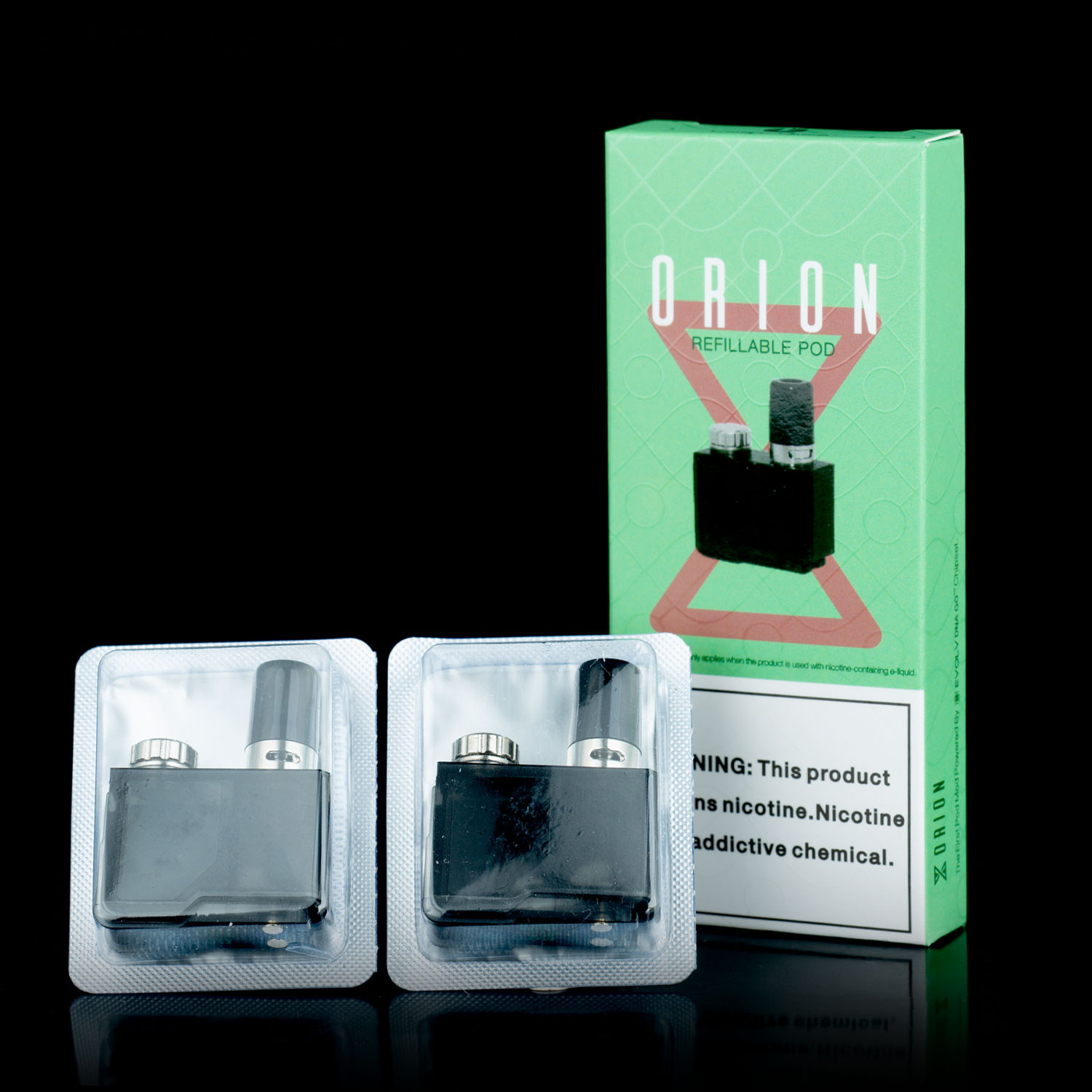 Replacement pods/cartridges Orion Lost Vape