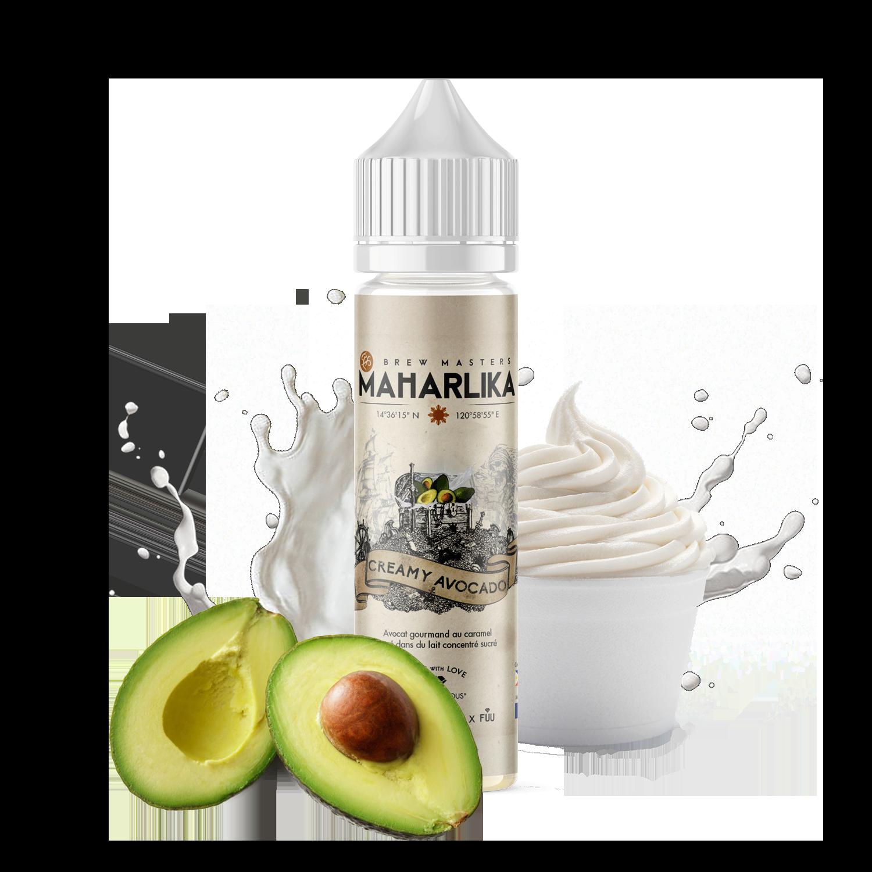Creamy Avocado | Maharlika | Eliquide 50ml