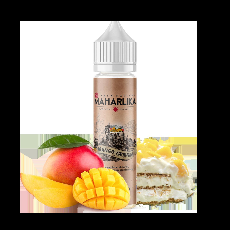 Mango Graham | Maharlika | Eliquide 50ml