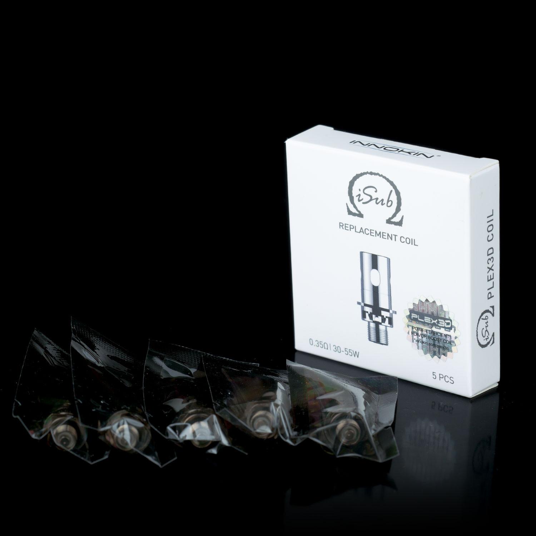 Pack de 5 résistances Plex3D iSub Innokin