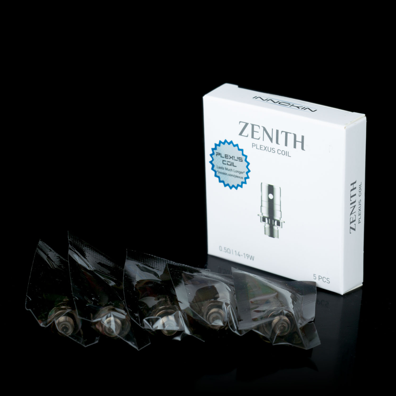 Pack de 5 résistances Plexus Zenith Innokin
