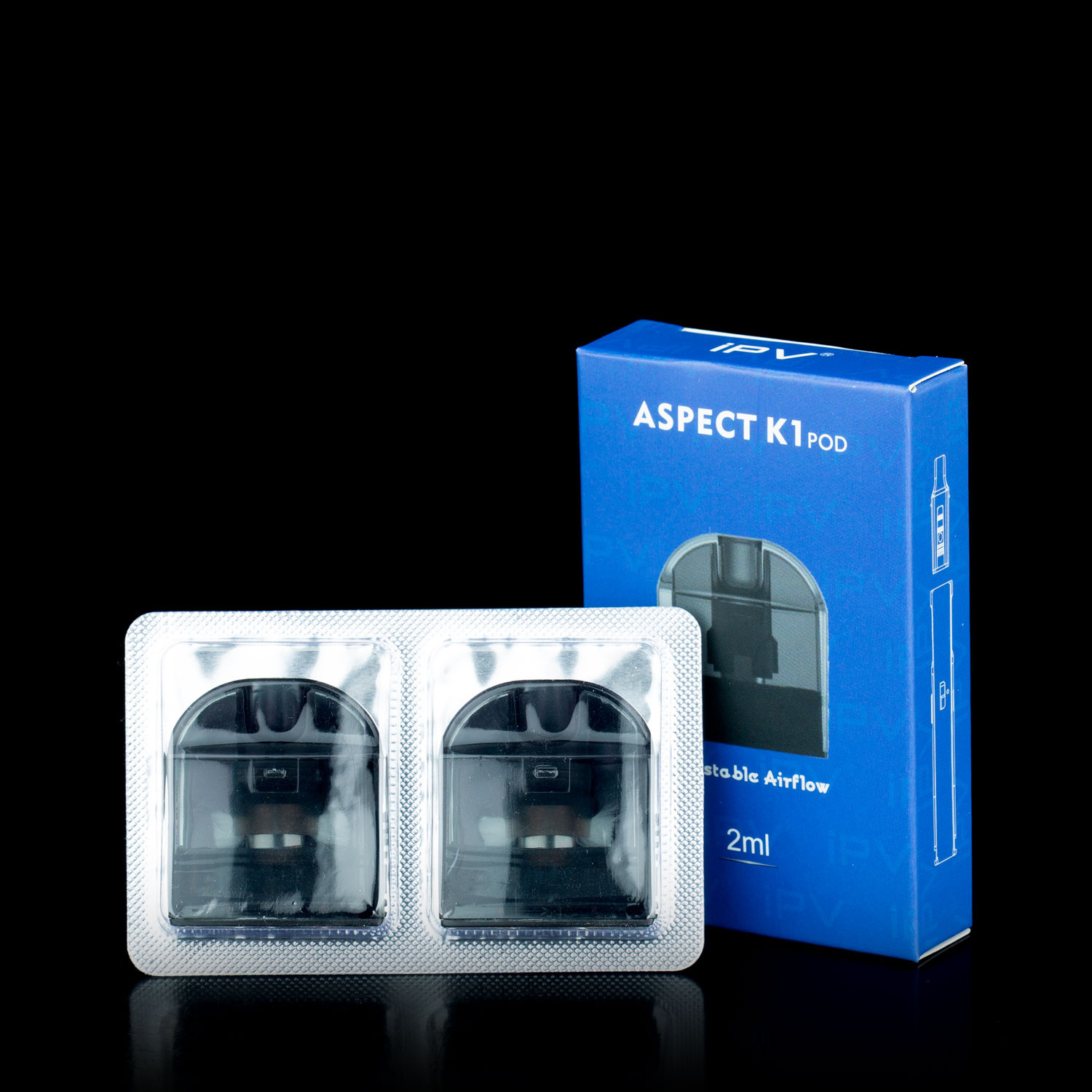 Replacement pods/cartridges IPV Aspect
