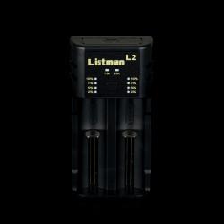 Chargeur d'accus Listman L2, 2A