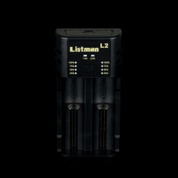 Listman battery charger L2 2A