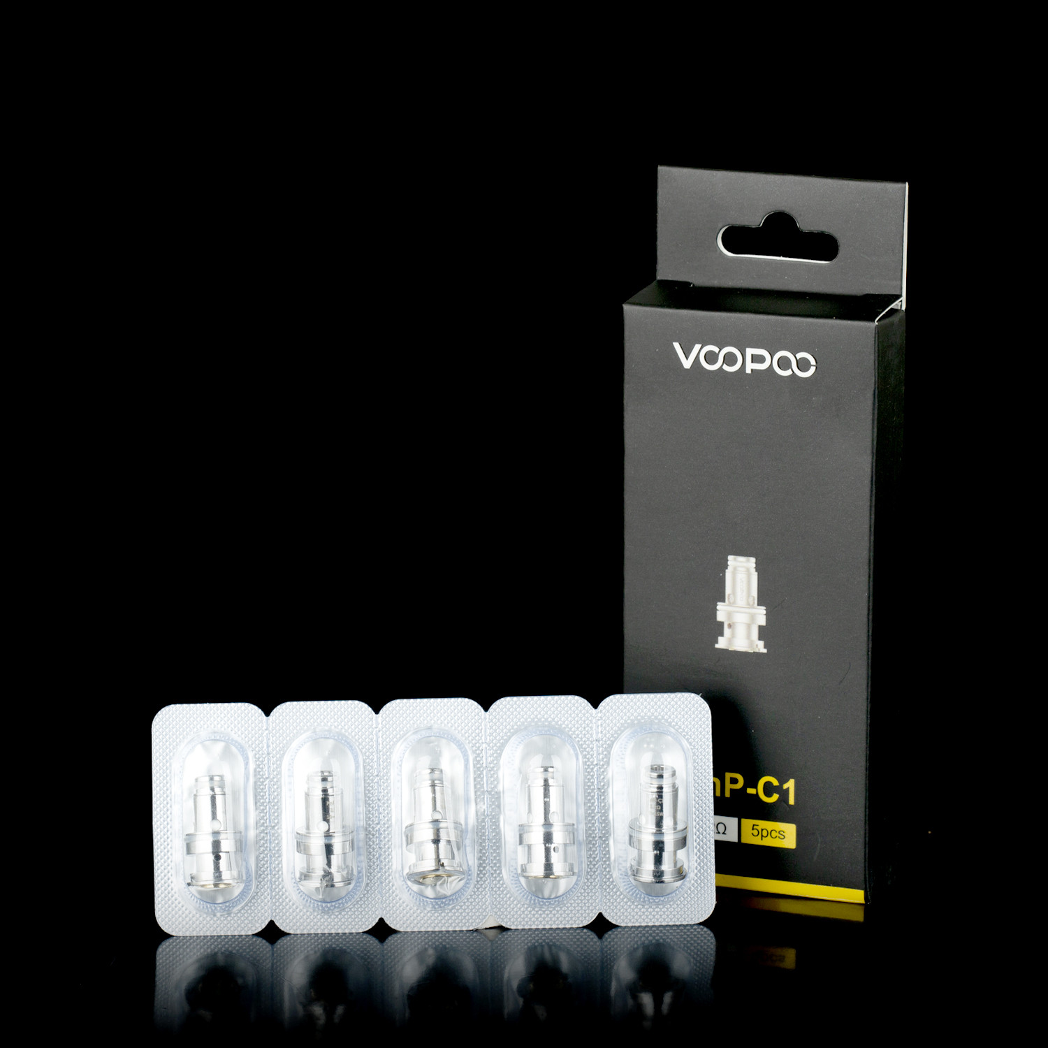 Coils PnP C1 Voopoo 5-pack