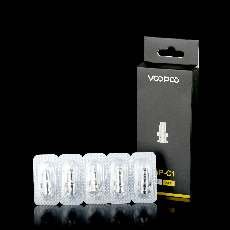 Pack de 5 résistances PnP C1 Voopoo