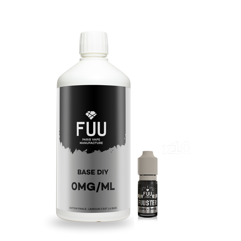 Pack 1L 50/50 2mg/ml
