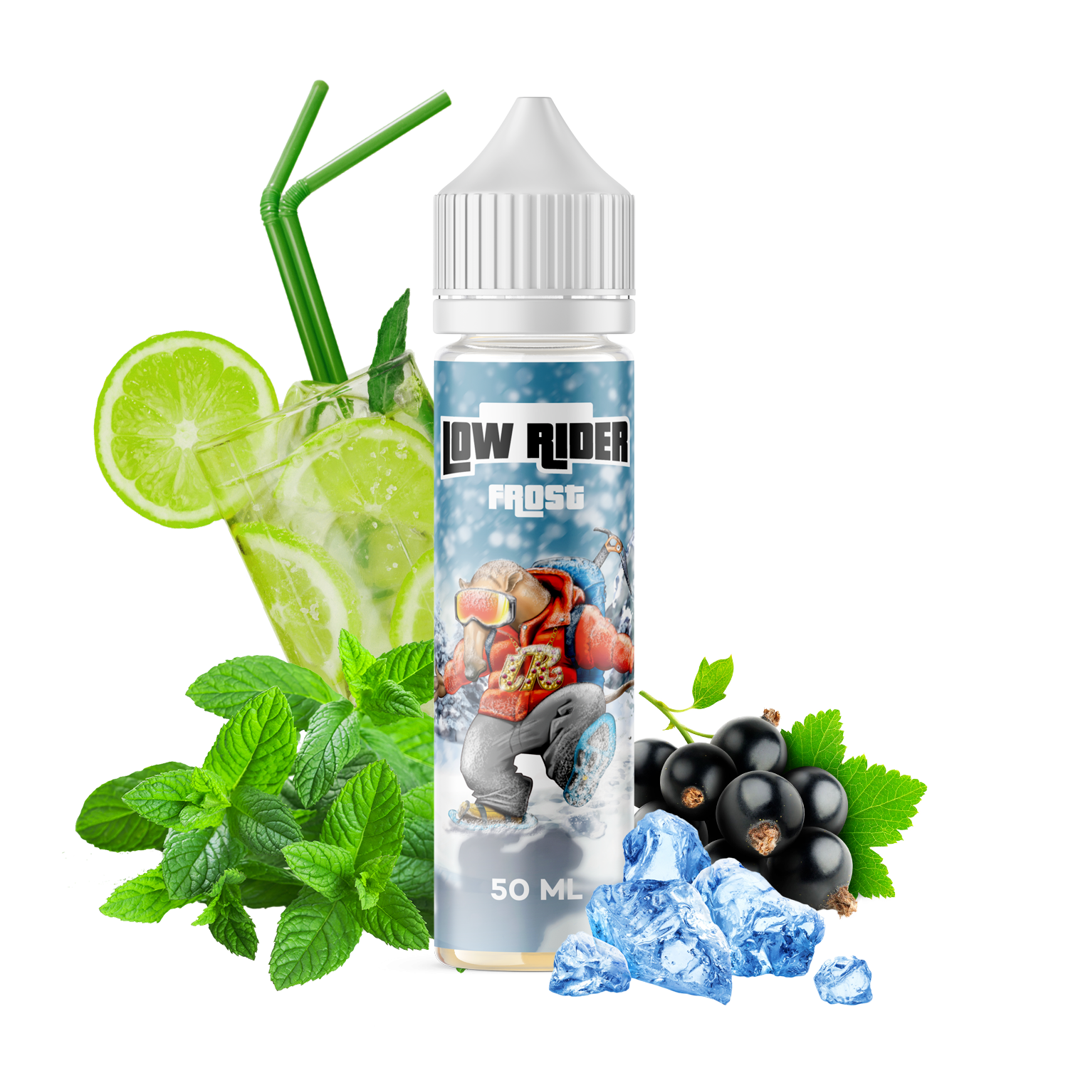 Low Rider Frost 50ml
