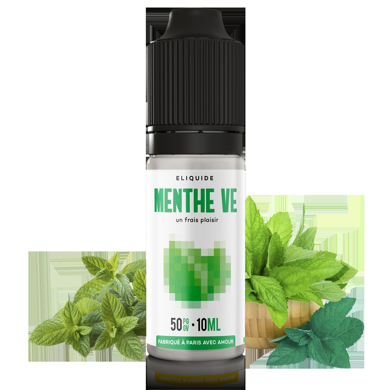Fuu Prime salts - Green Mint