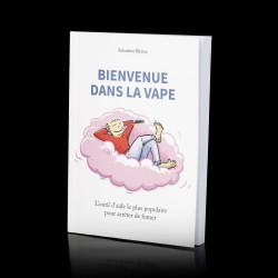"""Livre """"Bienvenue dans la Vape"""""""