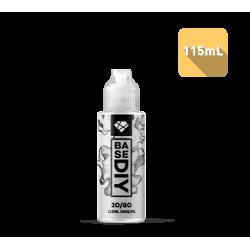 High VG Base 0mg 115ml