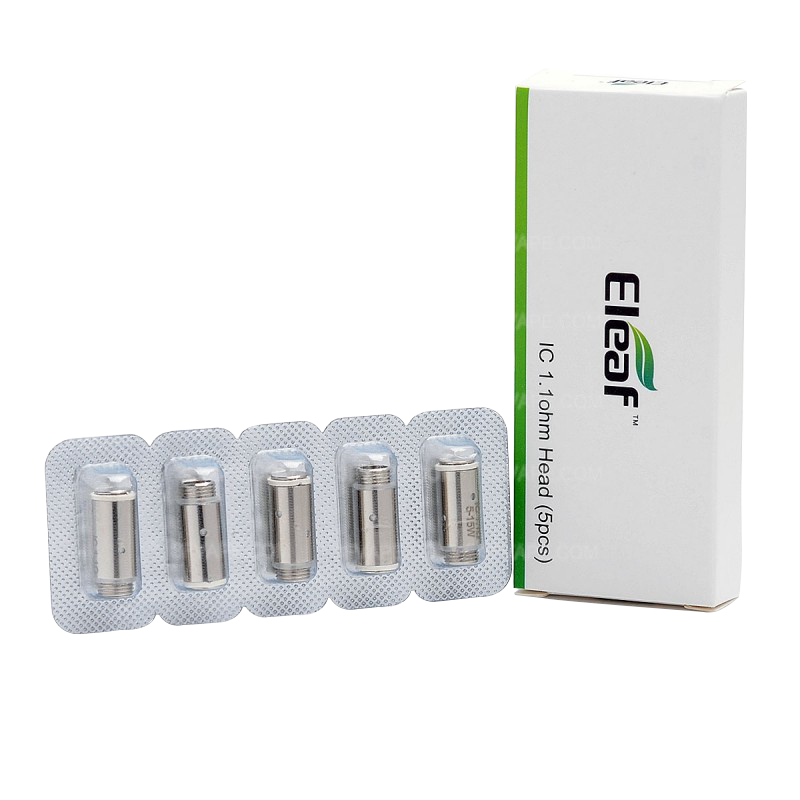 Pack de 5 résistances iCare IC Eleaf