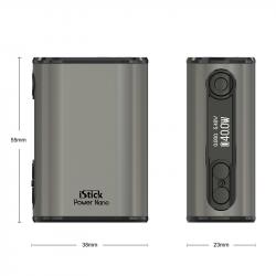 Pack X Discret : iStick Power Nano + Nautilus X