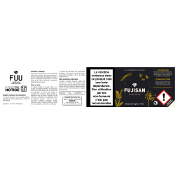 eliquid fujisan the fuu 10ml 4mg