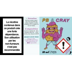 PB & Cray