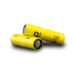 Listman 18650 2600mAh 60A Battery
