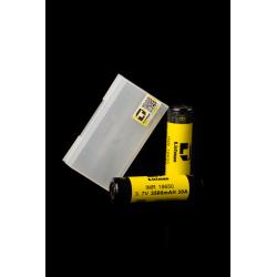 Listman 18650 3500mAh 30A Battery