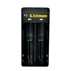 Listman battery charger 2A