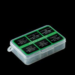 Dovpo Coils 316L - Pack 6 en 1