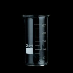 Bécher forme haute 250 ml...