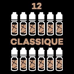 12-pack Silver Fun Classic