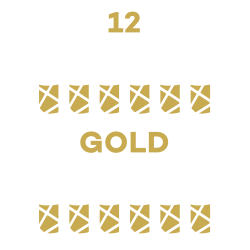 12-pack Gold