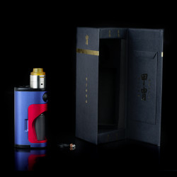 BF Squonker Kit Dovpo ARMOUR