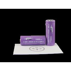 Batterie Efest IMR 18500...