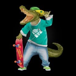 S'croc | Fuug Life 20/80 | Eliquide 10ml