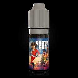 eliquid goata gun 10ml 6mg