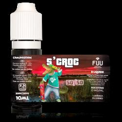S'croc | Fuug Life 50/50 | Eliquide 10ml
