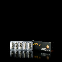Coils BVC Aspire 5-pack