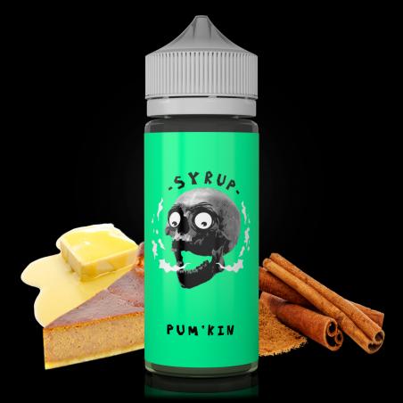 Pum'kin | Syrup | Eliquide 100ml