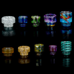 Selection of Drip-tips, 10pcs