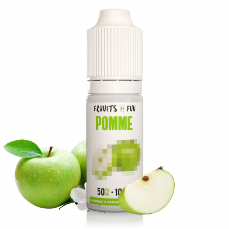 Pomme | Fruuits by Fuu | Eliquide 10ml