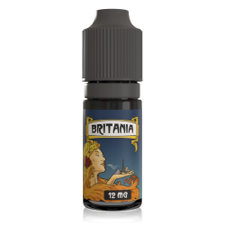 eliquid britania 10ml 12mg
