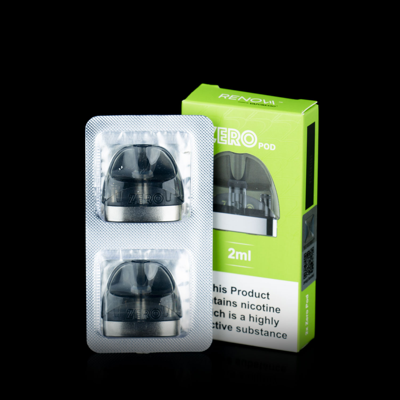 Replacement pods/cartridges Zero Renova