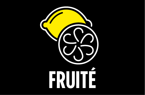 Flavour profile : Fruity