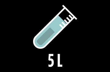 Volume : 5L