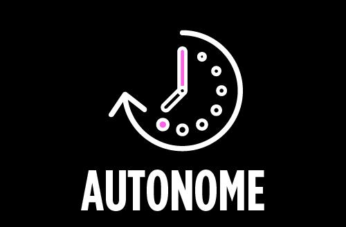 Spécificités Ecig : Autonome