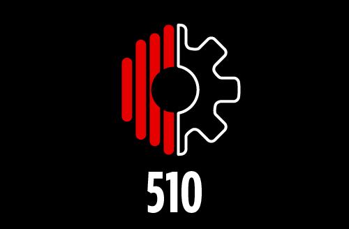 Spécificités Clearo : pas-de-vis 510