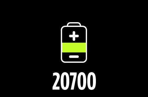 Type Mod : 20700