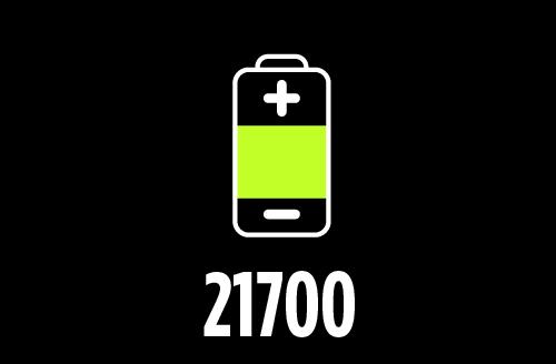 Type Mod : 21700