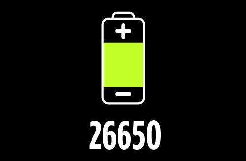 Type Mod : 26650