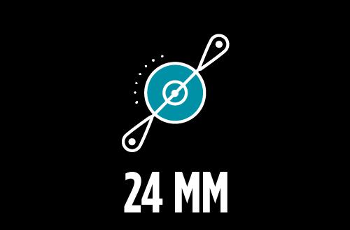 Mod type : 24mm
