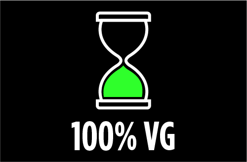 Ratio PG/GV : 100% GV